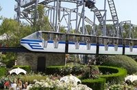 attractie monorail